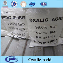 oxalic acid 99.6% chemical polishing and cleaning