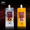 IDA brand keratin extra strength hair straightening lotion