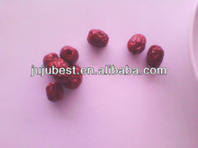 Chinese sweet dried organic red dates