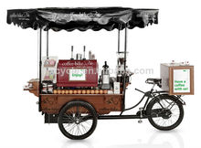 High Quality Electric Coffee Bicycle
