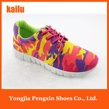 2015 new cheap running sports shoes for woman