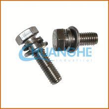 hardware fastener hub bolt and nut for trailer