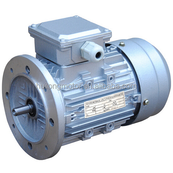 Industrial precision ac electric induction motor for Used industrial electric motors