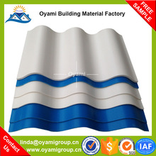 2.5mm thickness flexible acrylic coating roofing tile