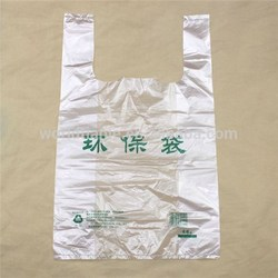 Top quality and low price clear folding shopping bag produced by T&L brand