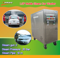 CEgun LPG mobile dry steam car wash/steam best car cleaning products