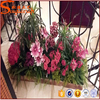 artificial grass wall hanging artificial flower plant for wall decoration and artificial green wall wedding decoration