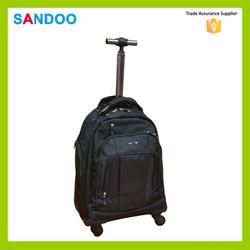 alibaba china high quality basic black men laptop trolley bag,fit 15 inch laptop wheeled laptop bag