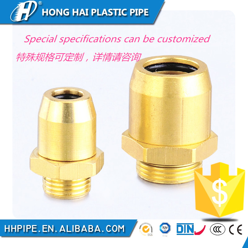 Hydraulic fittings and adapters metric male cone seat hose