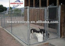 (15 years factory)Steel Dog Kennel Factory Price/dog kennel