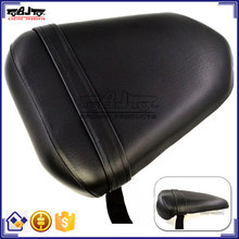 BJ-SC02-R1/07 For Yamaha YZF 1000 R1 Black Leather Seat Cover Motorcycle Side Seat Cushion
