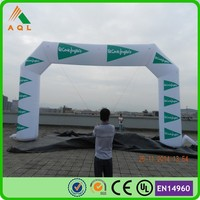 cheap price NEW inflatable finish line arch rental, inflatable arch