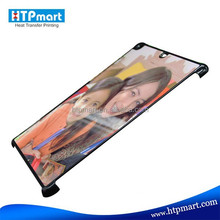 new product printing logo black sublimation PC case for ipad air