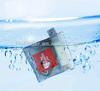 2015 Brand New PVC Skyblue Waterproof Bag