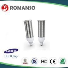 360 degree led bulb e27 30w aluminum corn light