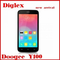 5.0inch New Doogee Y100 Multilanguage mtk6592 13MP 2200MAH Anddroid 4.4 Quad core Doogee Mobile Cell Phone