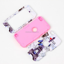 bulk buy from china hybrid pc tpu rugged shockproof case for ipod touch 5