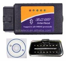 ELM327 Bluetooth OBD2 V1.5 Can-Bus Auto Code Scanner ELM 327 Diagnostic Tool