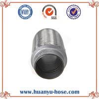 Automotive flexible car exhaust pipe for muffler