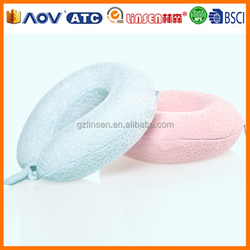2014 china supplier comfortable memory foam accessories for car