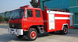 New 6 wheeler 4*2 Dongfeng fire truck , fire fighting truck, fire truck for sale