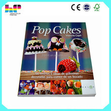 Good quality decoration paper candy book printing wholesale