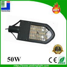 CE RoHS certification aluminum lamp body material IP65 IP rating integrated solar 40w led street light