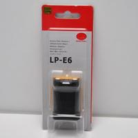 New Genuine Original LP-E6 LPE6 Battery for Canon EOS 5D 6D 7D 60D 60Da Mark II III Camera