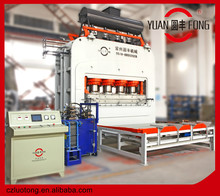 automatic melamine MDF making machine