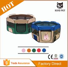 2015 Pop Up Pet Plyapen, Cat Dog Exercise Kennel