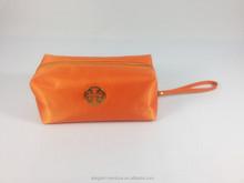 Polyester cosmetic organizer bag