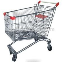 Rh-sr060 60l carro de supermercado carrito de la compra para el mercado de rusia