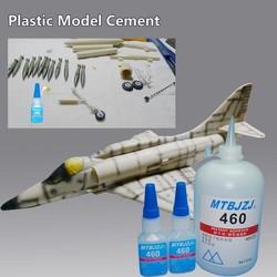 Instant Super Glue for Plastic Model Assembling