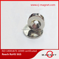 Strong Magnet Round for Engine