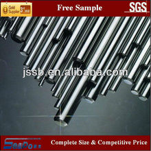 ASTM A276 H9/H11 stainless steel 304L solid round bar ,manufacturer