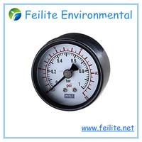 Customized high quality air compressor pressure gauge