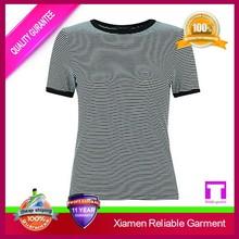 Brand strip t shirt manufacturer
