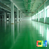 anti slip epoxy floor paint-acid resistant epoxy resin floor coating Plastic Shoes Factory floor paint