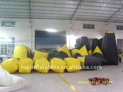Inflatable sports games TP-BI-090,climbing , water football, inflatable track,inflatable fighting, inflatable shooting,etc