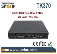 Celeron Mini PC 1037U Support HDMI VGA windows 7