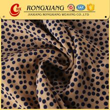 China Manufacturer Latest design Soft Dress custom fabric printing