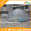 2015 new inflatable clear dome tent,inflatable clear bubble tent,bubble tent for sale