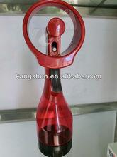 2013 Hot sold Multi-function USB Mini Water Spray Fan