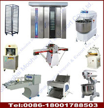 Complete Bakery Equipment (Mixer, Divider, Rounder, Sheeter, Prover, Deck Oven) (CE,ISO9001,factory lowest price)