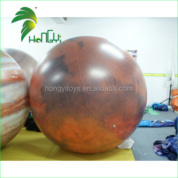 New Customized Planets Inflatable Balloon Helium Ballon For Germany 0
