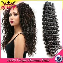 Top Beauty Hair Supply Unprocessed Wholesale Virgin Indian Human Hair