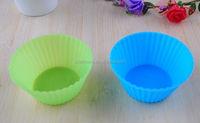 OEM fancy silicone brioche baking cups