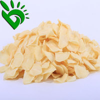 Nature Color Organic Garlic Flakes