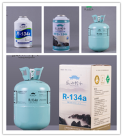 refrigerant gas r134a for car air conditioner