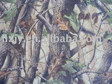 tree camouflage oxford fabric/600d tree fabric